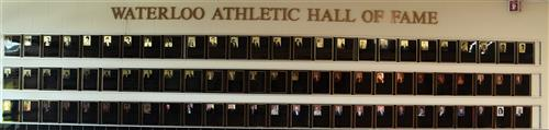 Waterloo Athletic Hall of Fame