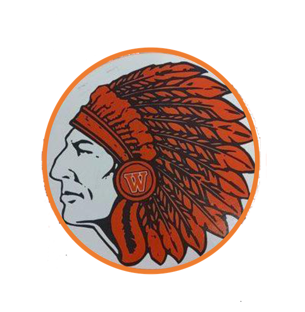 Waterloo Indian Logo